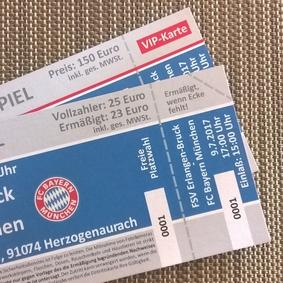 Fc Bayern Eintrittskarten